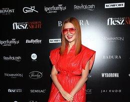 Ada Fijał,  Flesz Fashion Night 2017