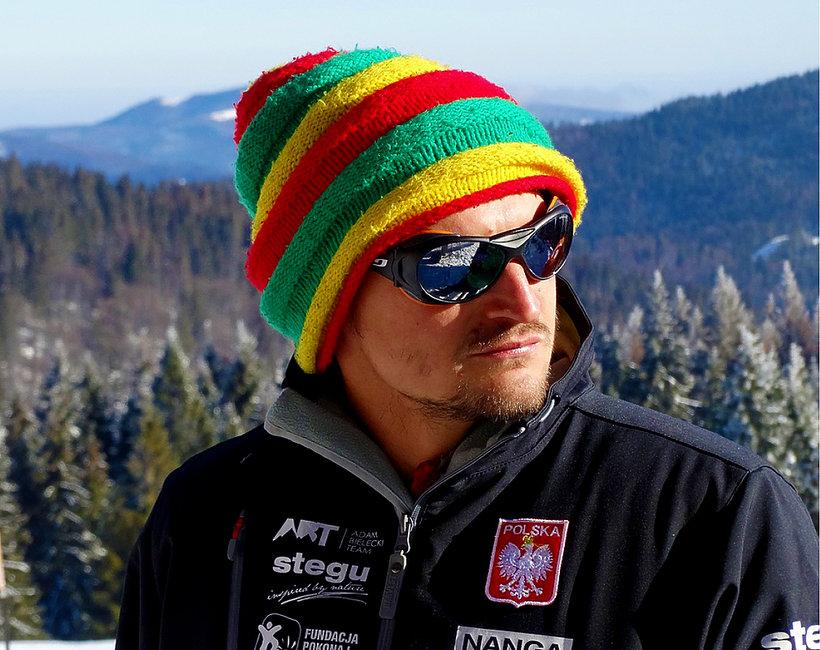 Adam Bielecki, jamnik