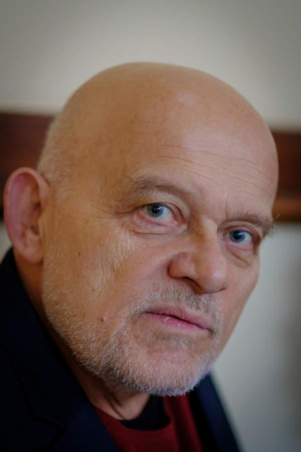 Adam Ferency, Warszawa, 23.03.2018 rok, pokaz przedpremierowy spektaklu Teatru TV Pan Jowialski