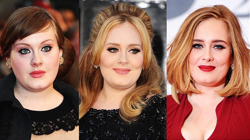 Adele, Adele Adkins, metamorfoza Adele, dieta Adele