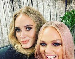 Adele i Emma Bunton