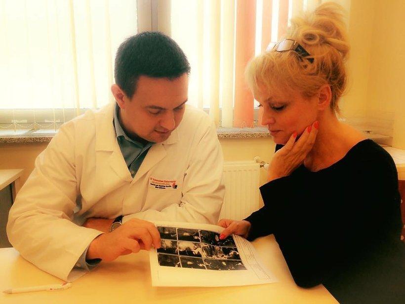 Adrianna Biedrzyńska wspomina 4. rocznicę pokonania raka