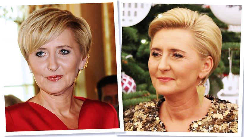 Agata Duda przeszła metamorfozę! Zobaczcie, jak teraz wygląda pierwsza dama RP