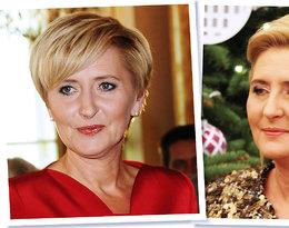 Pierwsza dama Agata Duda zmieniła fryzurę! Internauci nie szczędzą jej pochwał i podkreślają, że dzięki temu odświeżyła swój wizerunek