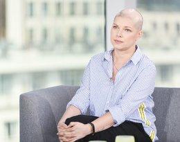 Agata Kościkiewicz w poruszających słowach o walce z rakiem