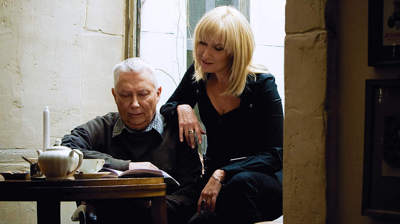 Agata Młynarska, Wojciech Młynarski, VIVA! grudzień 2007