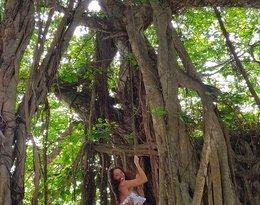 Agata Steczkowska zachwyciła sylwetką w bikini. Tak gwiazda prężyła się na wakacjach na Malediwach