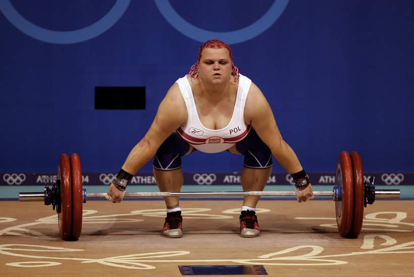 Agata Wróbel, 21.08.2004, Igrzyska olimpijskie 2004