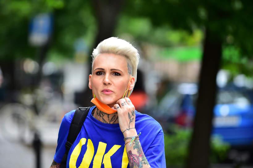 Agnieszka Chylińska, Dzień Dobry TVN, 20.06.2020