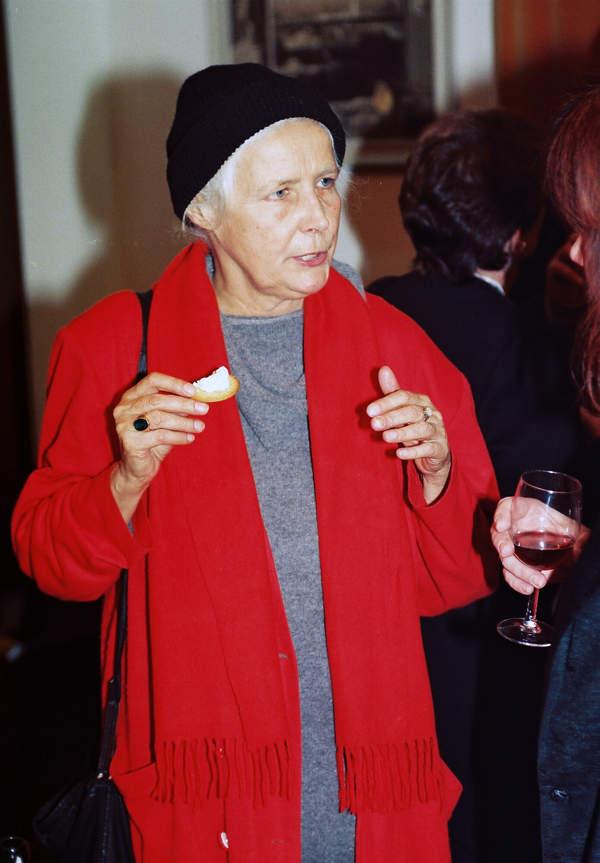 Agnieszka Osiecka, Warszawa, grudzień 1996. Trzy miesiące przed śmiercią