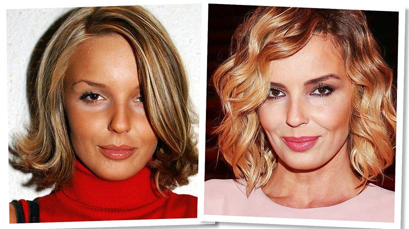 Agnieszka Włodarczyk przeszła spektakularną metamorfozę i po raz kolejny zmieniła fryzurę