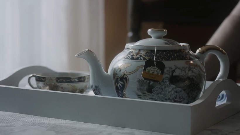 Ahmad tea, herbata