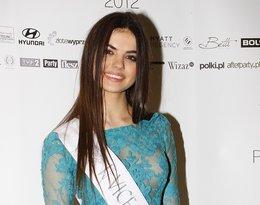 Aleksandra Szczęsna została wybrana wicemiss Polonia 2013