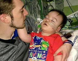 Ojciec 2-letniego Alfiego chce oskarżyć trzech lekarzy o próbęmorderstwa!