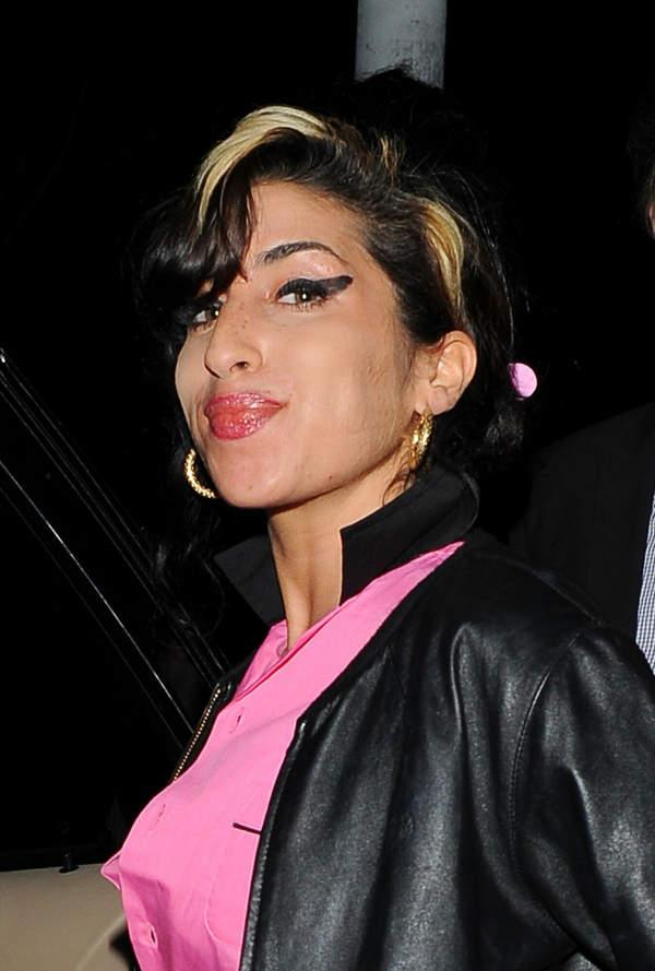 Amy Winehouse, Camden, UK