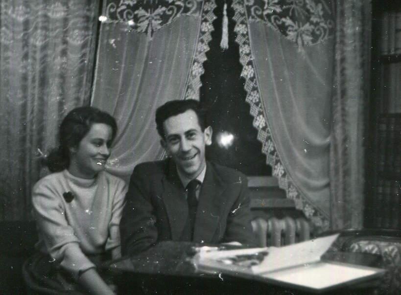an Kobuszewski, Hanna Zembrzuska, archiwum rodzinne