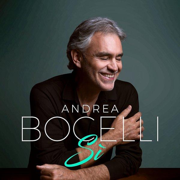 Andrea Bocelli wystąpi w Warszawie na Stadionie Narodowym
