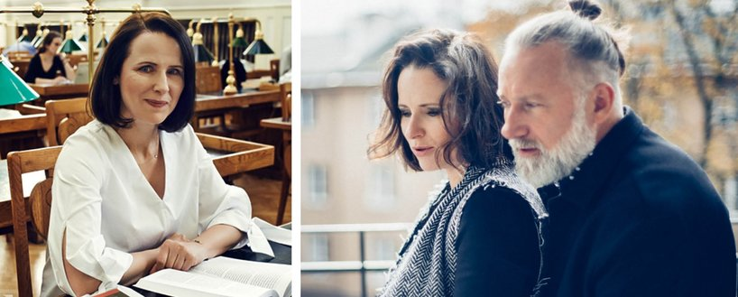 """Andrzej Saramonowicz i Małgorzata Saramonowicz, """"Viva!"""" kwiecień 2016, listopad 2015"""