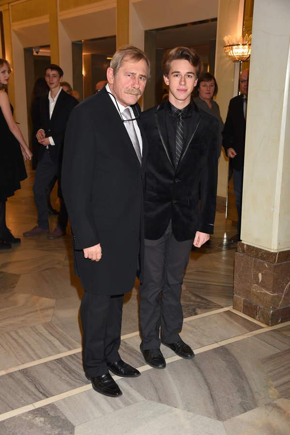 Andrzej Strzelecki, syn Antoni Strzelecki, 25.11.2016