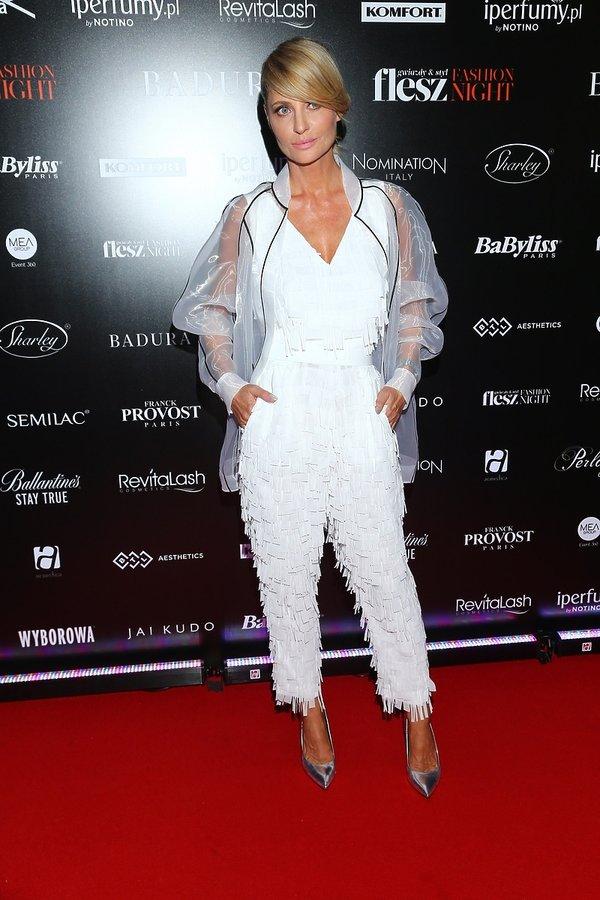 Aneta Kręglicka, Flesz Fashion Night 2017