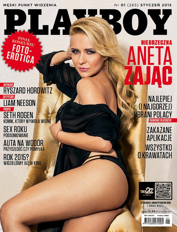 Aneta Zając, Playboy
