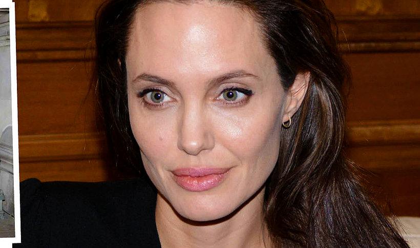 Angelina i Maddox