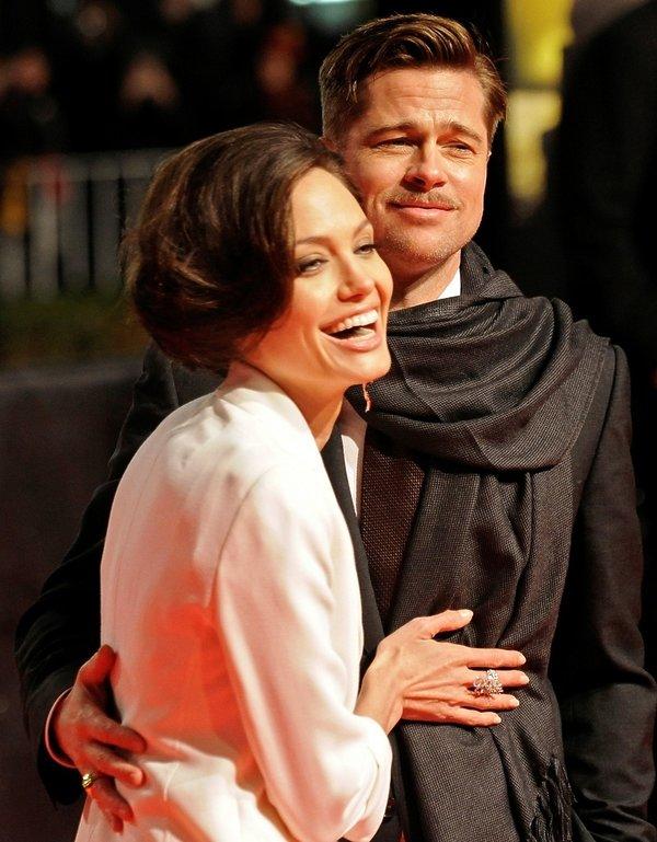 Angelina Jolie, Brad Pitt, rozstania roku 2016
