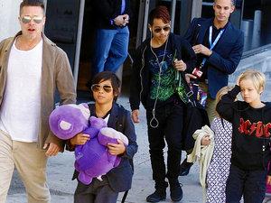 Angelina Jolie, Brad Pitt, rozwód Angeliny Jolie i Brada Pitta