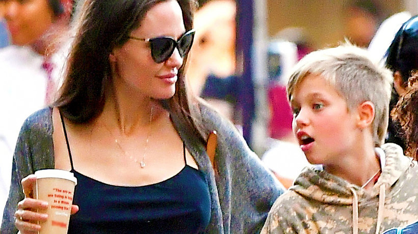 Angelina Jolie córka, Shiloh Jolie-Pitt