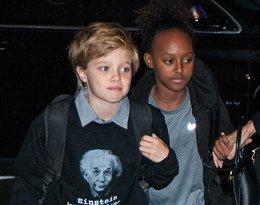 Angelina Jolie i dzieci