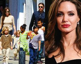 Angelina Jolie wściekła z powodu decyzji sądu na Brada Pitta