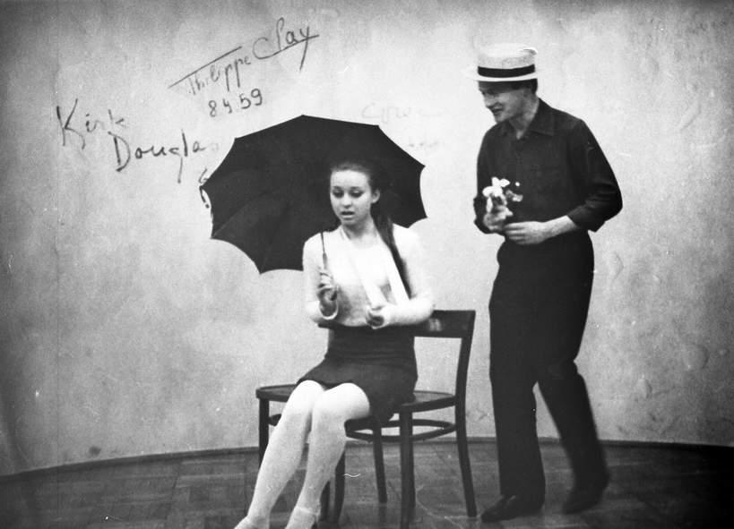 Anita Dymszówna, Raz, dwa, trzy... Dokumentalny, 1967 rok