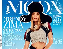 Anna Jagodzińska, VIVA! Moda grudzień 2016