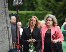 Anna Kalczyńska, pogrzeb Grzeogrza Miecugowa