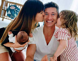 Rodzina państwa Lewandowskich wkrótce się powiększy! Ania zdradziła ich plany