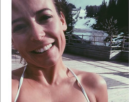 Anna Mucha, Anna Mucha nago, Anna Mucha nago na Instagramie