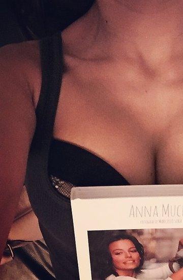 Anna Mucha, Anna Mucha nago, biust Anny Muchy, piersi Anny Muchy
