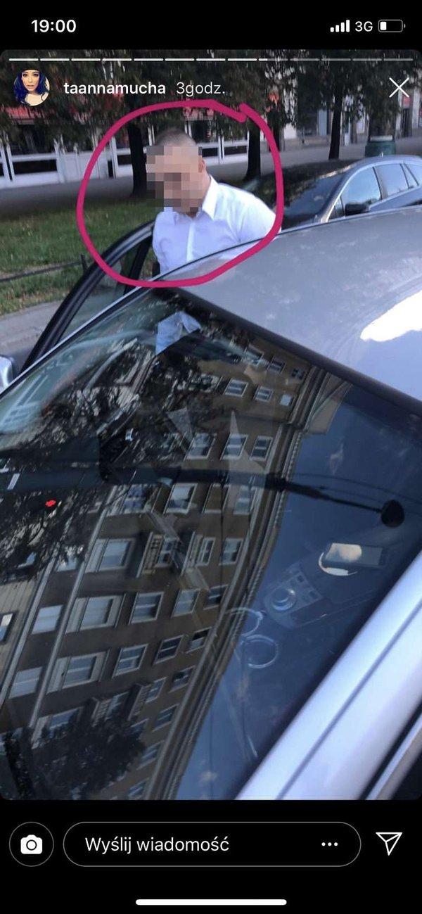 Anna Mucha i Marcel Sora padli ofiarą napaści w Warszawie. Zdjęcia z miejsca zdarzenia