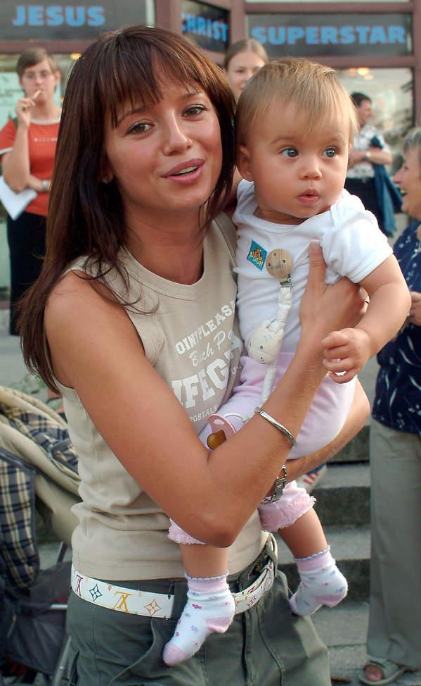 Anna Przybylska, Ania Przybylska, Oliwia Bieniuk, Gdynia, 01.09.2003
