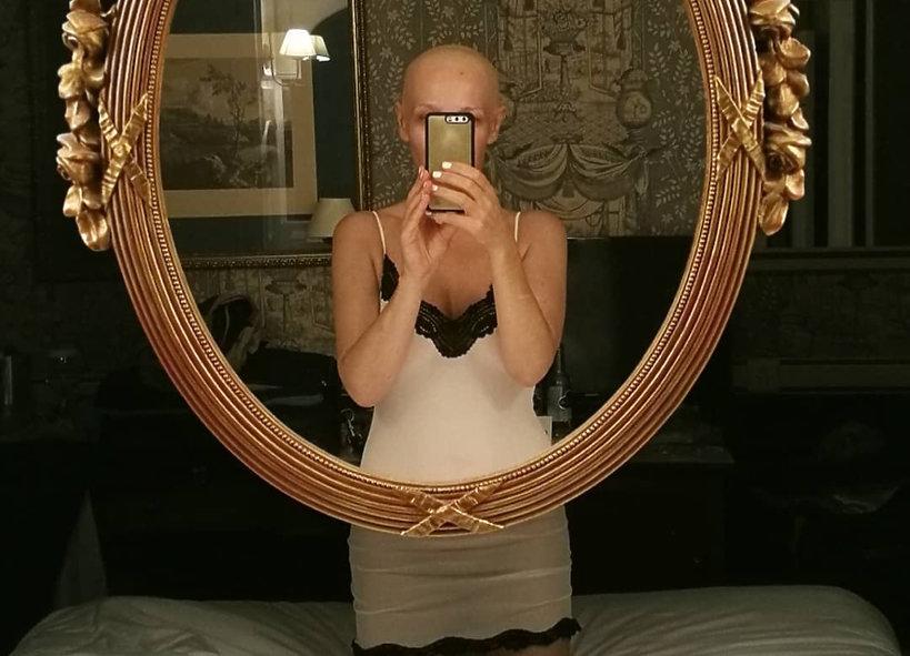 Anna Puślecka zmaga się z rakiem