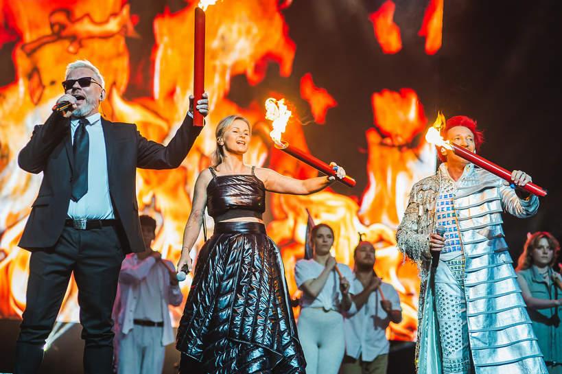 Anna Świątczak, 10.07.2021 - Sopot, Ich Troje Koncert Jubileuszowy w Operze Leśnej
