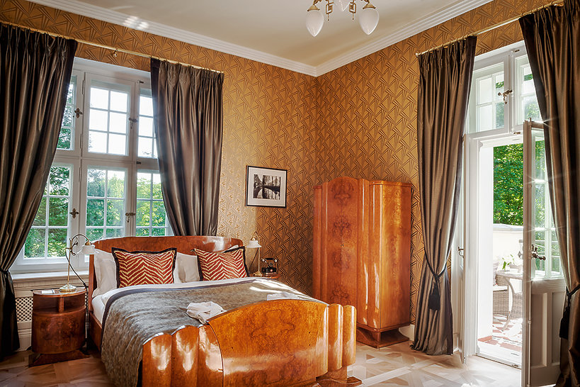 Apartament Deluxe w Pałacu Ciekocinko