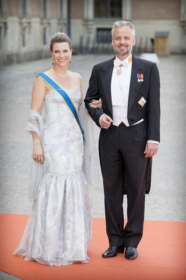 Ari Behn, księżniczka Norwegii Marta Ludwika, 13.06.2015