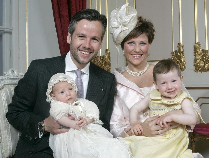 Ari Behn, księżniczka Norwegii Marta Ludwika, 16.06.2005