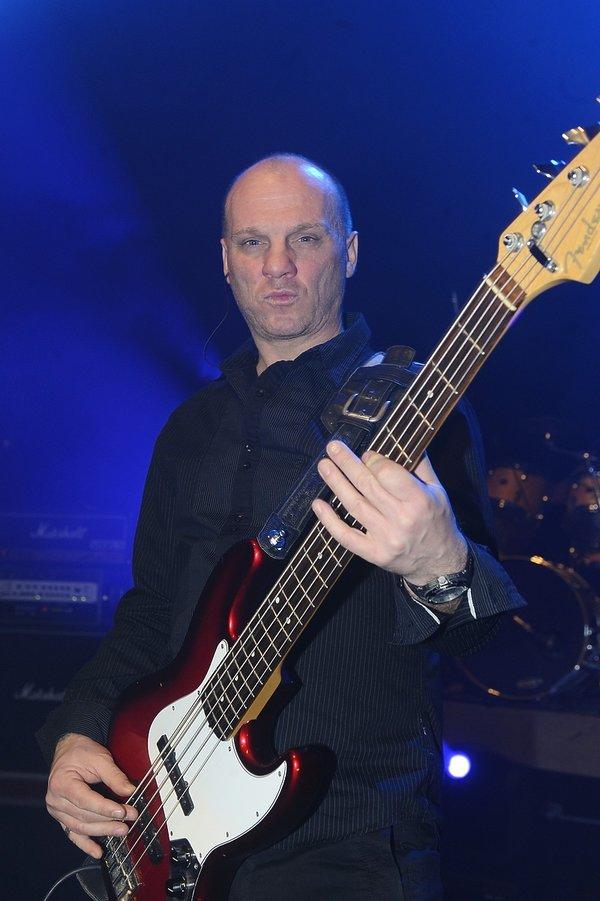Artur Daniewski, basista Bajmu, nowy partner Beaty Kozidrak