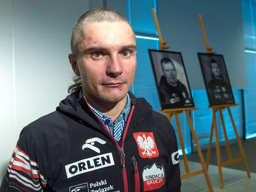 Artur Małek, Broad Peak, 19.03.2013