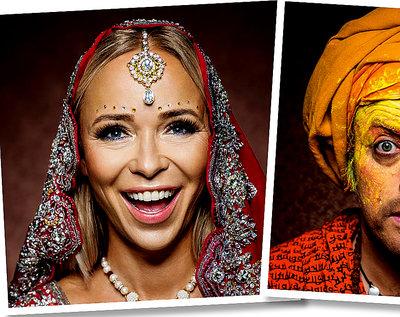 Azja Express 2 w Indiach, Dorota Gardias, Tymon Tymański, Joanna Przetakiewicz