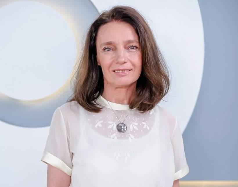 Barbara Sienkiewicz na planie programu Dzień Dobry TVN, 15.08.2015 Warszawa