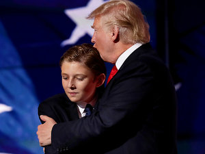 Barron Trump, kim jest?