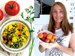 Beata Pawlikowska i jej potrawy